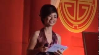 ANNA, MC Inggris Mandarin Corporate Jakarta Imlek HSBC -English Chinese Presenter 雅加达英语中文婚礼主持人