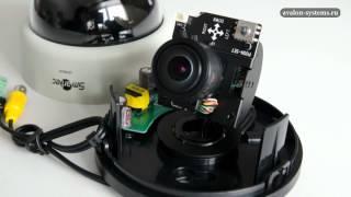 Вандалозащищенная уличная видеокамера STC-3512.