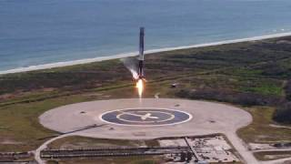 U.S. Commercial Cargo Ship Sets Sail to the Space Station thumbnail