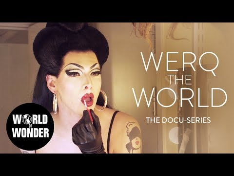 Drag Race's Shangela, Alyssa Edwards, more Werq the World in new series trailer
