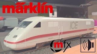 Märklin DB ICE 2 Upgrade Project #1 | MFX Digital Sound