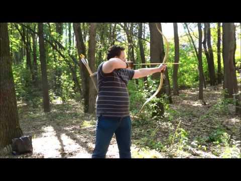 Традиционный венгерский лук. Воскресные пострелушки / Traditional Hungarian Bow. Sunday's Shooting