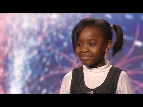 Natalie Okri sings Alicia Key's No One - Britain's Got Talent - Show 6
