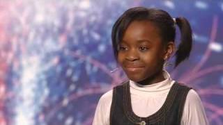 Natalie Okri sings Alicia Key's No One - Britain's Got Talent - Show 6 thumbnail