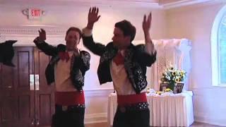 3 Amigos My Little Buttercup Wedding Fun