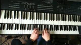 "Tutorial  Norah Jones ""Turn me on""  Piano"