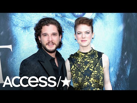 Kit Harington Says Rose Leslie Didn't Speak To Him For 3 Days After Telling Her The Ending To Throne