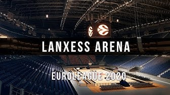 3D Digital Venue - Lanxess Arena (2020 Euroleague Final Four)