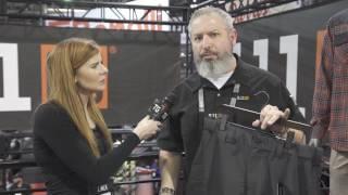5.11 Fast Tac Urban Pants at SHOT Show 2017
