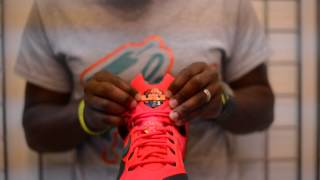 nike lebron xi 11 elite super hero unboxing and on feet review hd