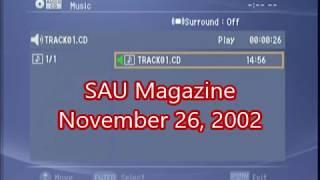 SAU Magazine (November 26, 2002)
