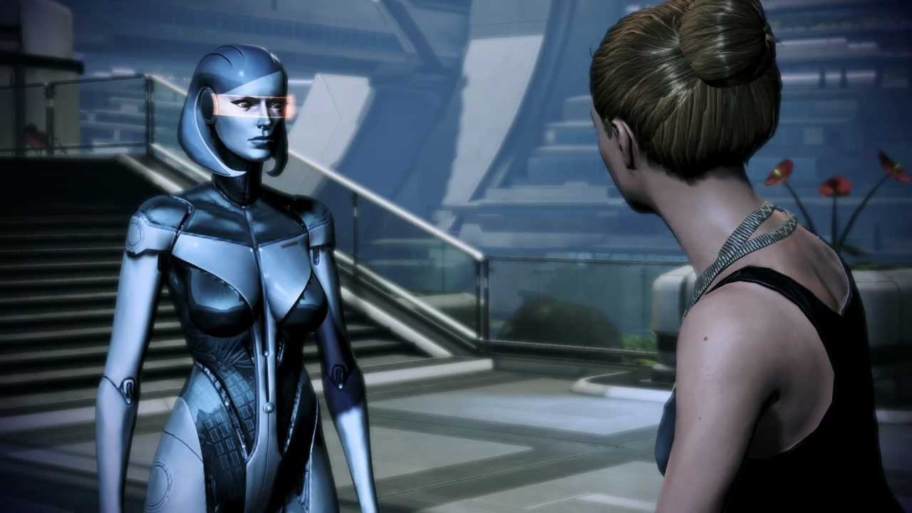 Mass effect sex how to