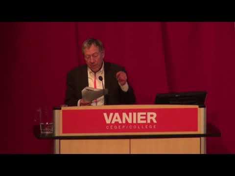 Vanier Conference - Never Again Declaration