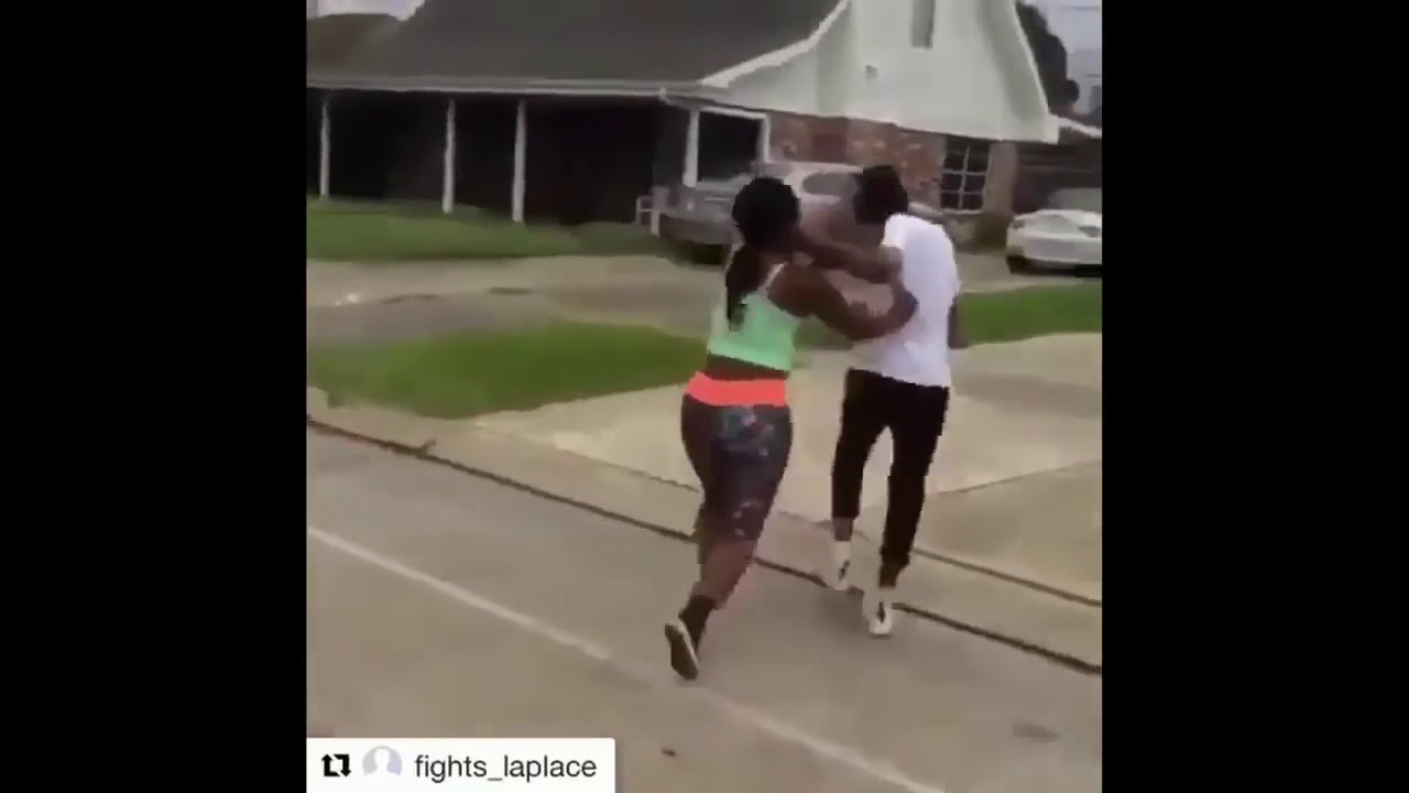 Insanely Ghetto Hood Fights World Star 2018 - Youtube-2569