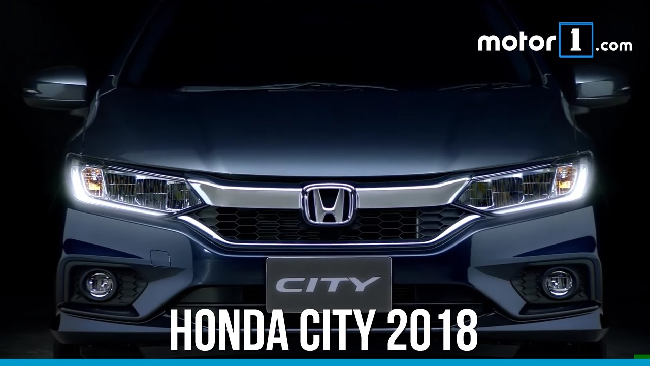 Honda Accord 2018 Spec >> Novo Honda City 2018 - YouTube
