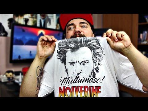 Multumesc Wolverine ! - Unboxing