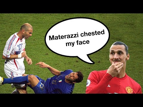 """Zlatan Ibrahimovic's Guide To Excuses 