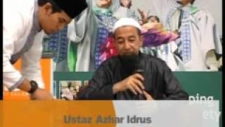 Repeat youtube video Ustaz Azhar Idrus - UNISEL (Soal Jawab Agama) BEST Siswa
