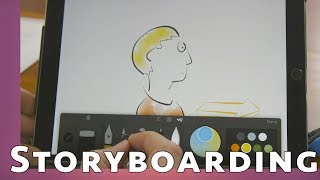 Storyboarding for People Who Can and Can't Draw