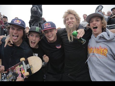 World Championships Men's Highlights - Malmo | 2016 Vans Pro Skate Park Series
