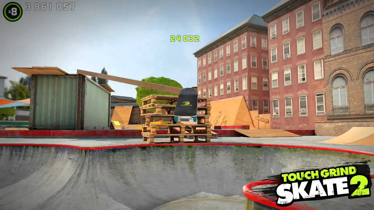 Touchgrind Skate 2 review (iOS / Universal) | ArcadeLife : Life vs ...