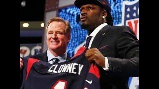 Jadeveon Clowney Selected #1 In NFL Draft