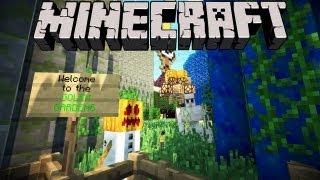 Minecraft Zoo - Golem Garden