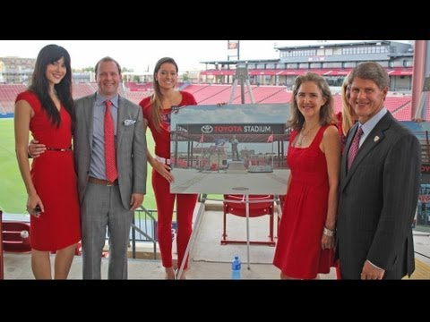 Introducing Toyota Stadium  and Toyota Soccer Center