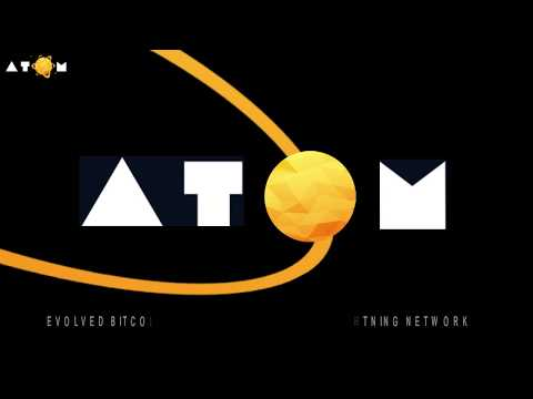 BITCOIN ATOM (Fork) - Atomic Swap powered. Community-driven. Atom.