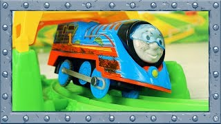 Turbo Team Relay with Turbo Engines - Thomas and Friends