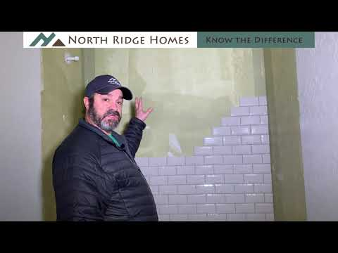 Custom Home Series - Episode 43: Tile Installation