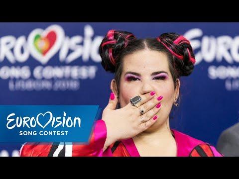 Die Pressekonferenz mit Netta nach dem Finale | Eurovision Song Contest | NDR