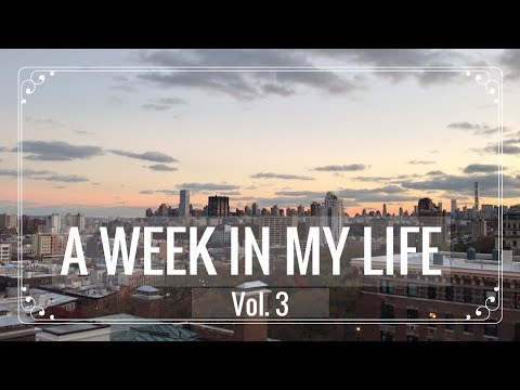 A WEEK AT COLUMBIA Vol. 3 | Nightmarket + Campus Events