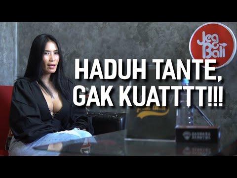 NGOBROL P4N4S SAMA RANIA DAWIYA - model asal bandung tinggal di Bali