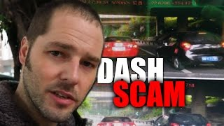 SCAMMED in China: Dashcam Scam