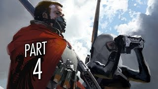 Destiny Gameplay Walkthrough Part 4 - The Fallen - Mission 4 (PS4)