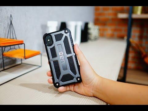 [ รีวิว เคส UAG MONARCH ] สุดยอด เคส iPhone X พันธุ์อึด ที่ทุกคนยอมรับ - วันที่ 24 Dec 2017