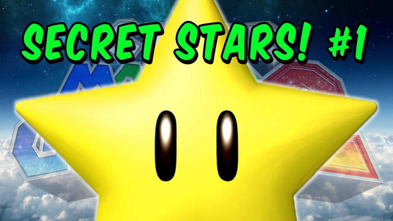 Super Mario Galaxy 2 - Part 16 (SECRET STARS #1!) - YouTube
