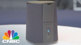 Product Review: Turn Up The Volume On Your Amazon Echo Dot & Take It Anywhere With Vaux | CNBC