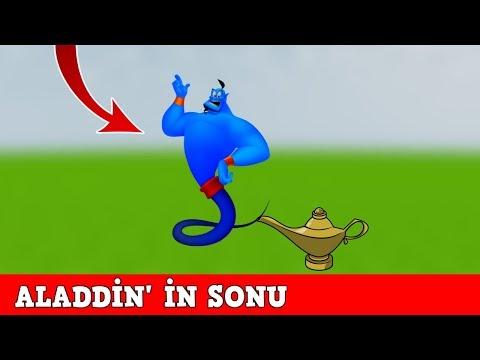 ZENGİN VS FAKİR #109 - Aladdin'in Sonu (Minecraft)