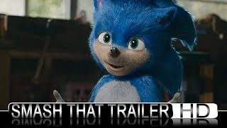 Sonic the Hedgehog Official Trailer (2019)