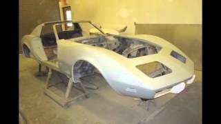 1976 Corvette Stingray Restoration