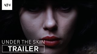 Repeat youtube video Under The Skin | Official Trailer HD | A24