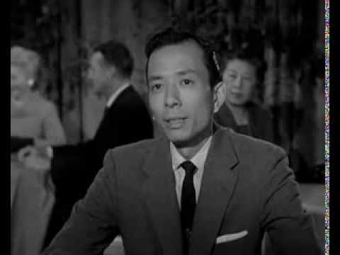 "James Hong on an episode of ""Peter Gunn"" (1959)"