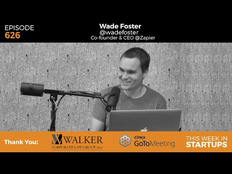 Zapier's Wade Foster on creating the ultimate app connector & the future of automation & integration