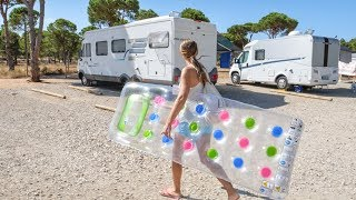Campen am Meer •Gefühle in Europa • Algarve Portugal auf Weltreise | VLOG #390