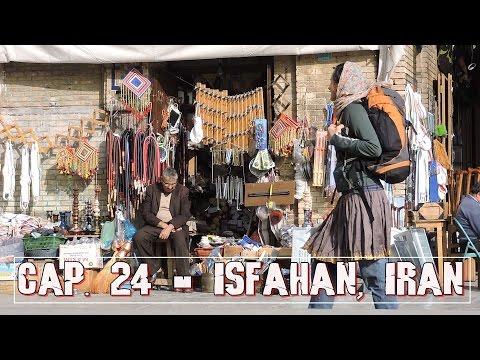 Zircaos vuelta al mundo -Cap.24- Isfahan, Iran