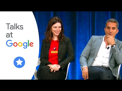 "Bassem Youssef and Sara Taksler: ""Tickling Giants"" 