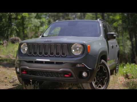 2016 jeep renegade trailhawk 4x4 real world review autotrader youtube. Black Bedroom Furniture Sets. Home Design Ideas