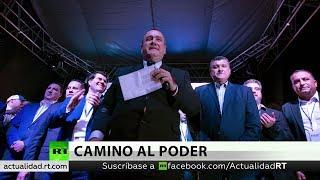 El conservador Giammattei gana las elecciones presidenciales en Guatemala